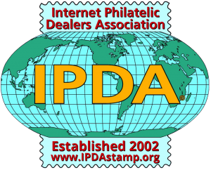 Stamps for sale - IPDA